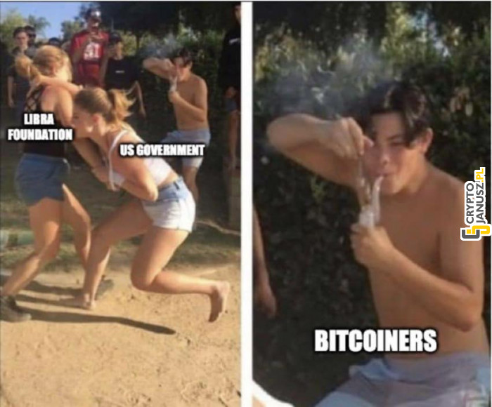 Facebook Libra vs Bitcoin